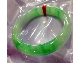 冰種正圈綠玉鐲
