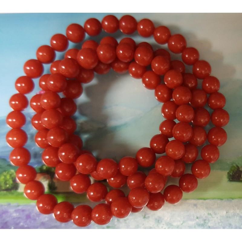 紅珊瑚項鍊