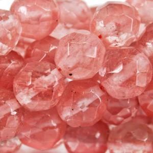 士多啤梨水晶 Strawberry Quartz